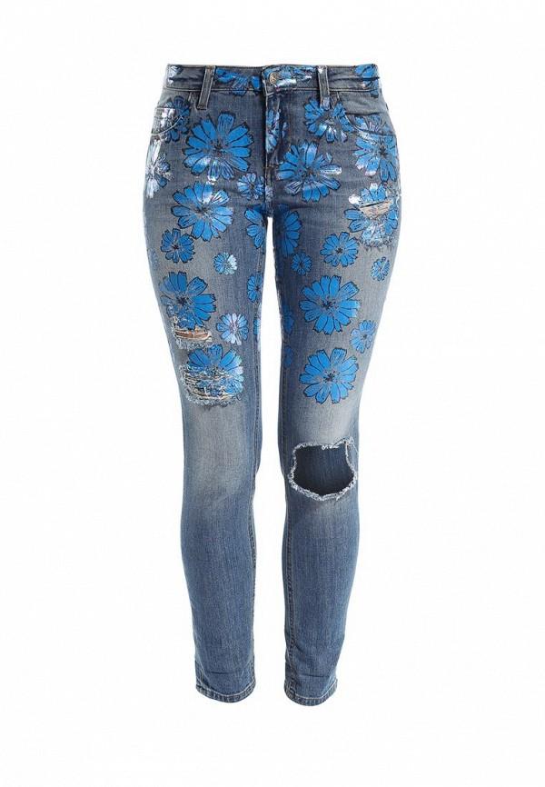 Зауженные джинсы Liu Jo Jeans F15177D301977832