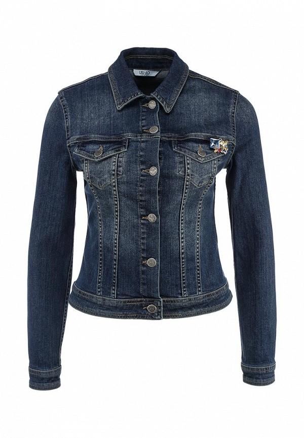 кэшбэк Куртка джинсовая Liu Jo Jeans