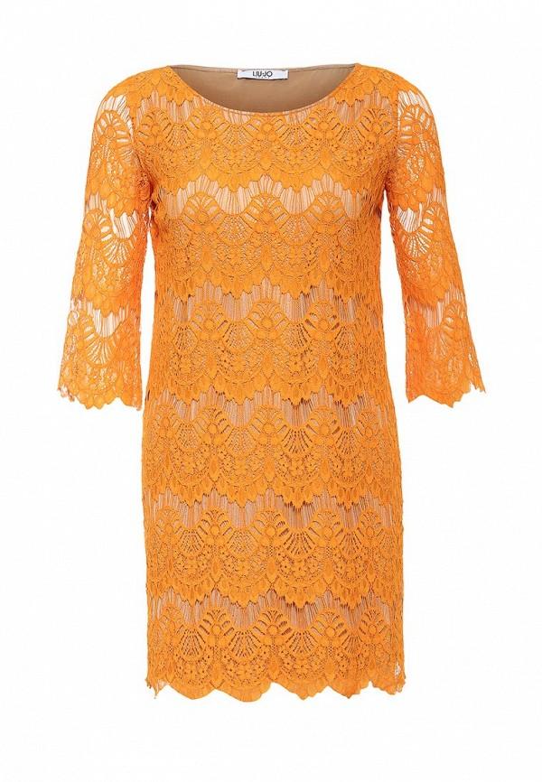 Платье-мини Liu Jo Jeans F16002J7674