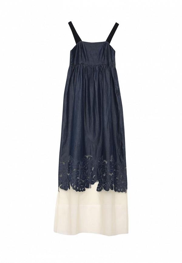 Платье джинсовое Liu Jo Jeans F16218D3182