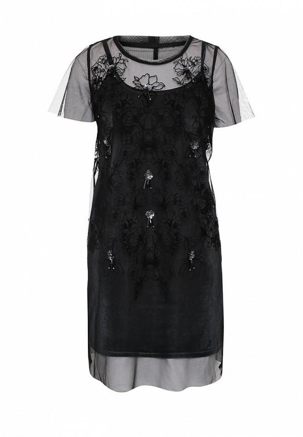 Платье-мини Liu Jo Jeans F66014 T6971