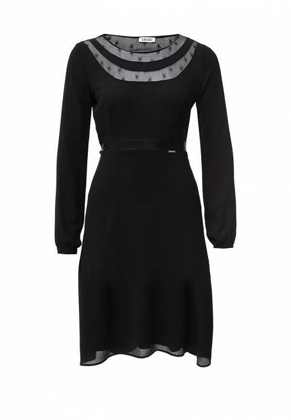 Платье-миди Liu Jo Jeans F66024 T9113