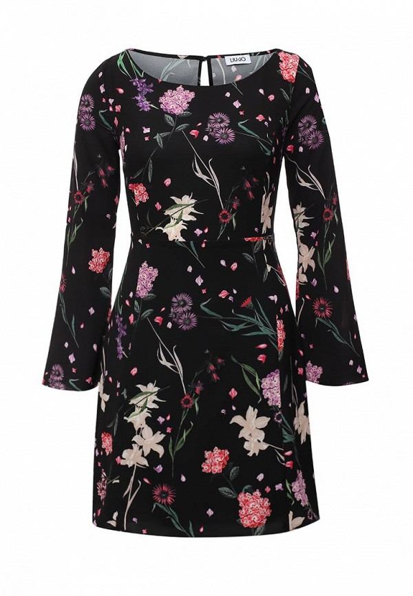 Платье-мини Liu Jo Jeans W66082 T9052