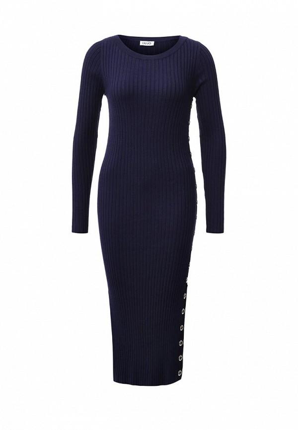 Платье-миди Liu Jo Jeans W66018 MA51D