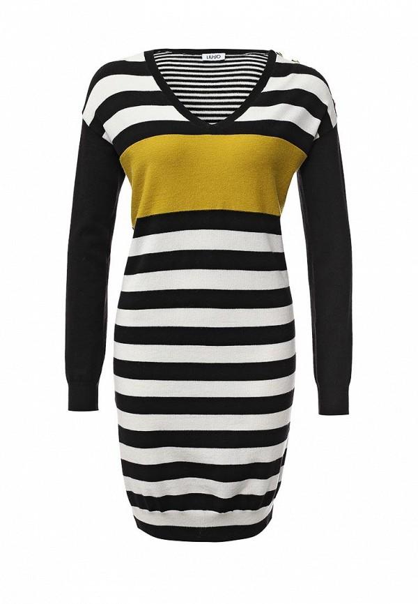 Платье Liu Jo Jeans W66062 MA54D