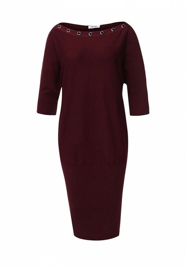 Вязаное платье Liu Jo Jeans W66019 MA51D