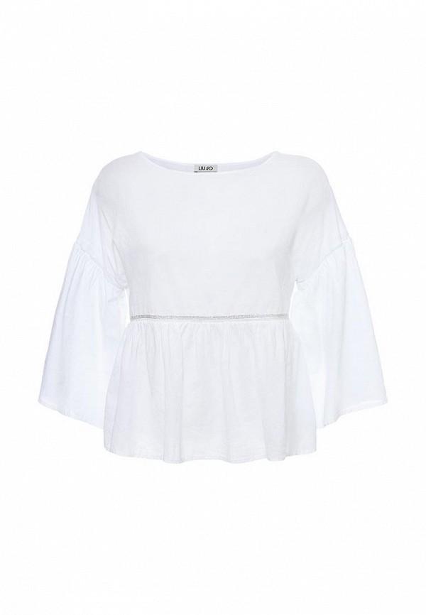 Блуза Liu Jo Jeans Liu Jo Jeans LI003EWOPX85