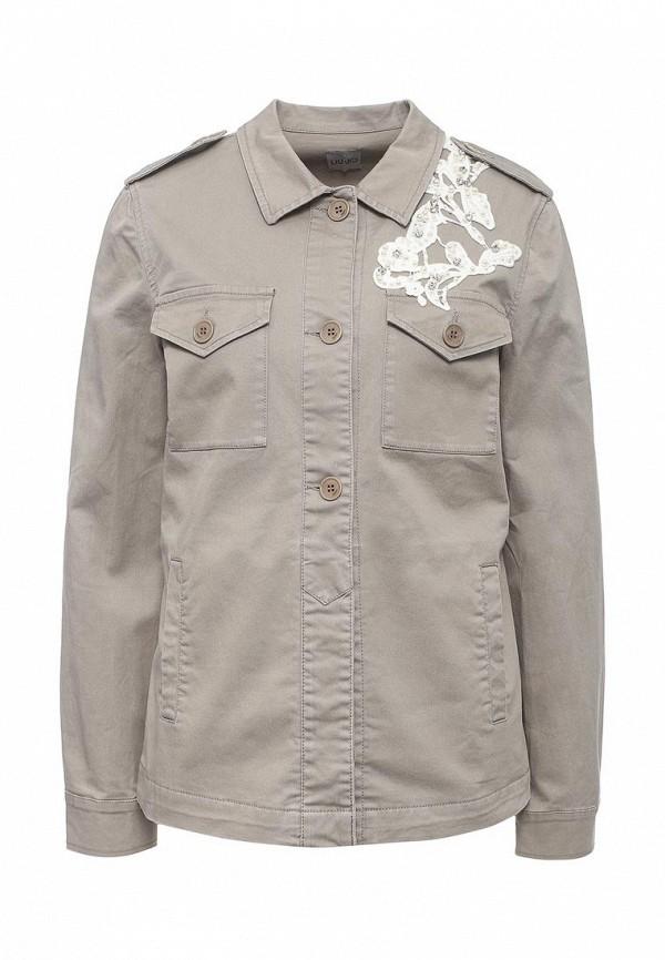 Куртка Liu Jo Jeans Liu Jo Jeans LI003EWOQF10 liu jo liu jo li687ewfrn22