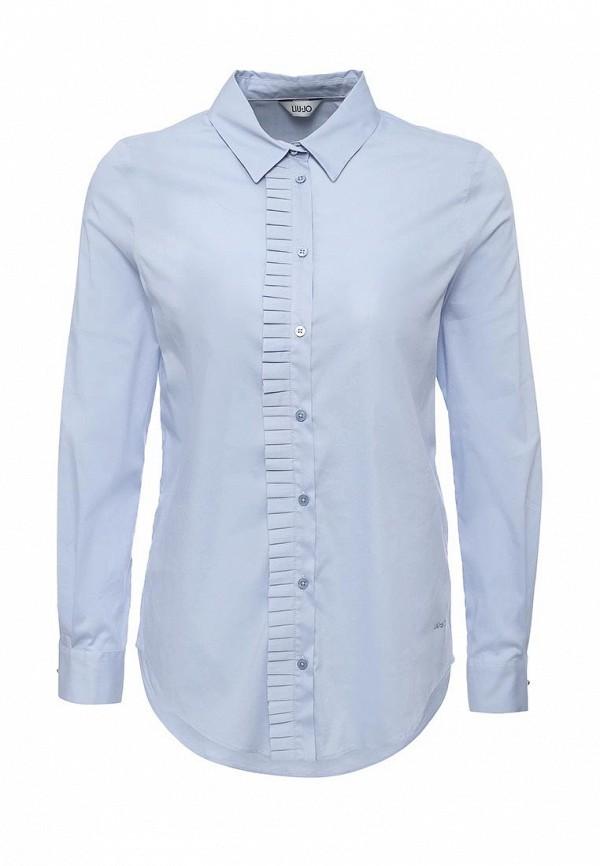 Рубашка Liu Jo Jeans Liu Jo Jeans LI003EWOQJ30 liu jo liu jo p65031j7300 11001