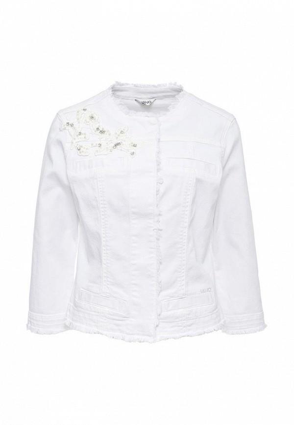 Куртка джинсовая Liu Jo Jeans W17149 T6446