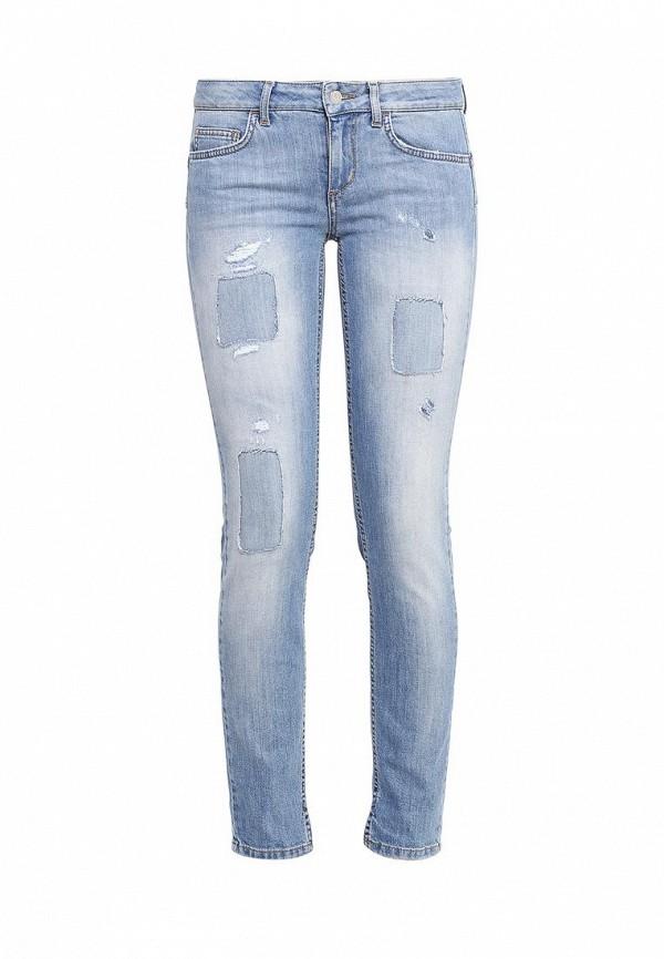 Зауженные джинсы Liu Jo Jeans u17011 d4055