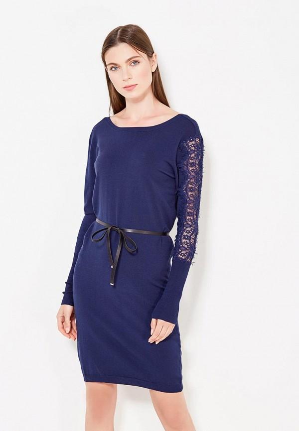 Платье Liu Jo Jeans Liu Jo Jeans LI003EWUDU56 liu jo jeans liu jo jeans w16074f0524 03t60