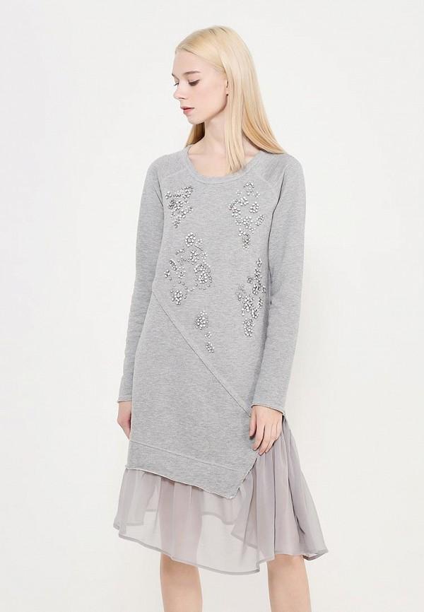 где купить Платье Liu Jo Jeans Liu Jo Jeans LI003EWUDU73 по лучшей цене