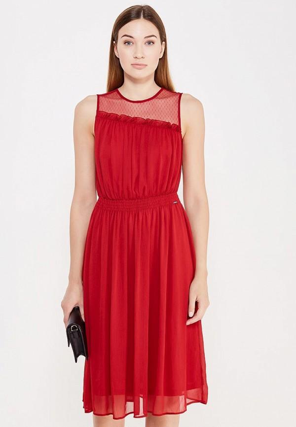 где купить Платье Liu Jo Jeans Liu Jo Jeans LI003EWUDU80 по лучшей цене