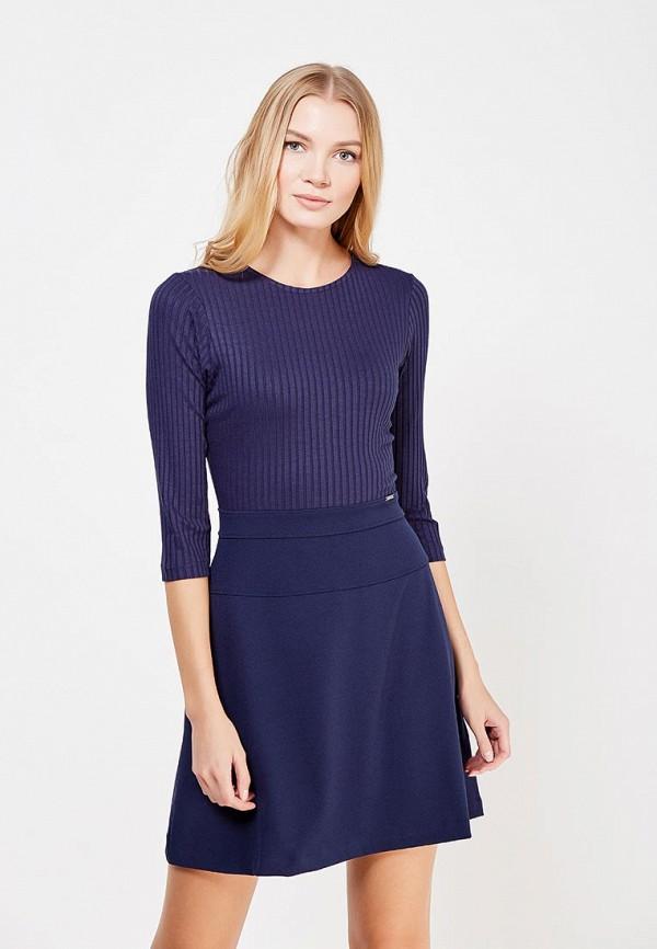 где купить Платье Liu Jo Jeans Liu Jo Jeans LI003EWUXJ17 по лучшей цене