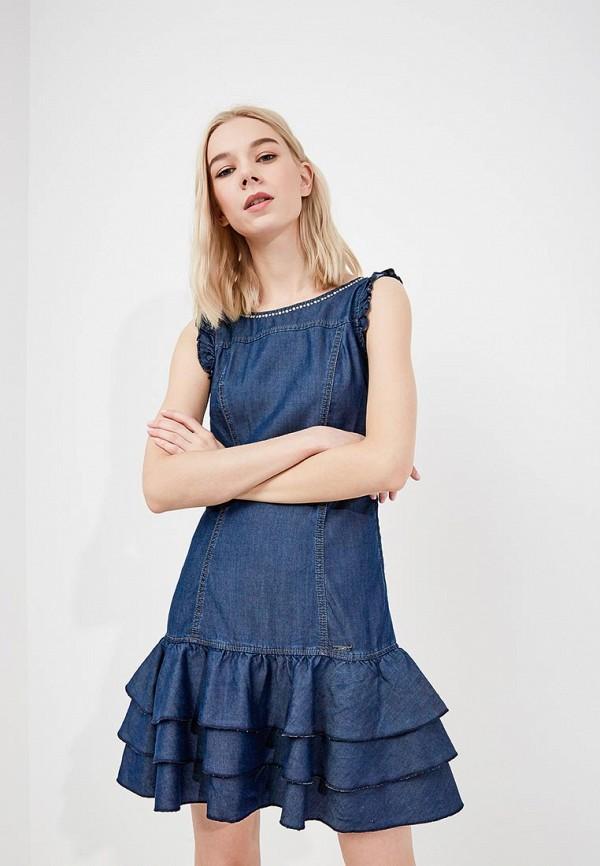 Платье джинсовое Liu Jo Liu Jo LI003EWZHE61
