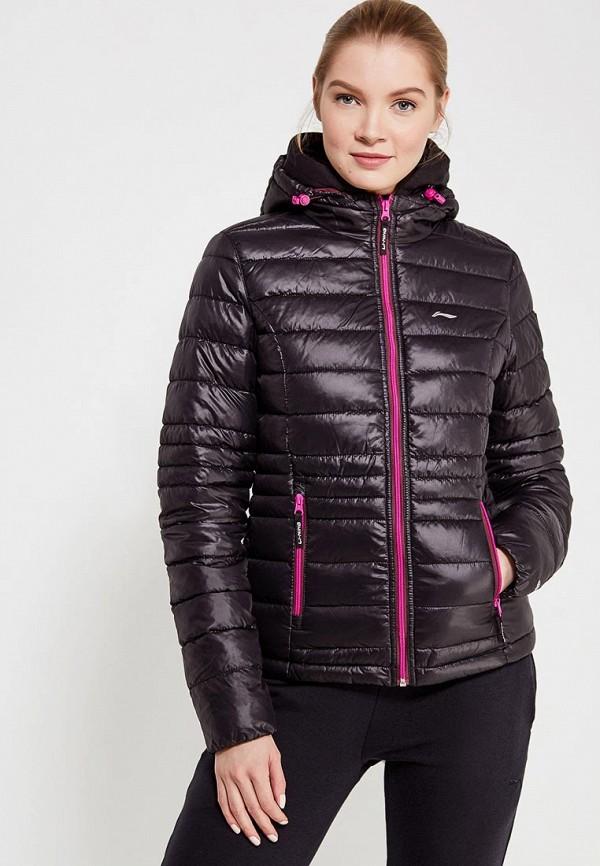 Куртка утепленная Li-Ning Li-Ning LI004EWFWN05 li ning наколенник шингард отдельная упаковка