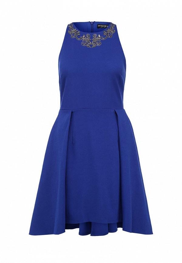 Платье-миди Little Mistress 31289-BLU