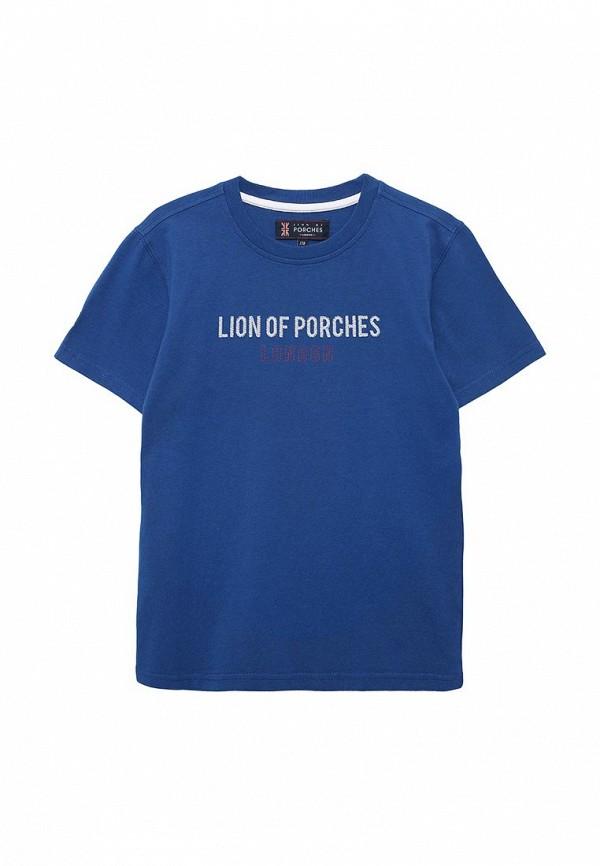 Футболка с коротким рукавом Lion of Porches B316072024