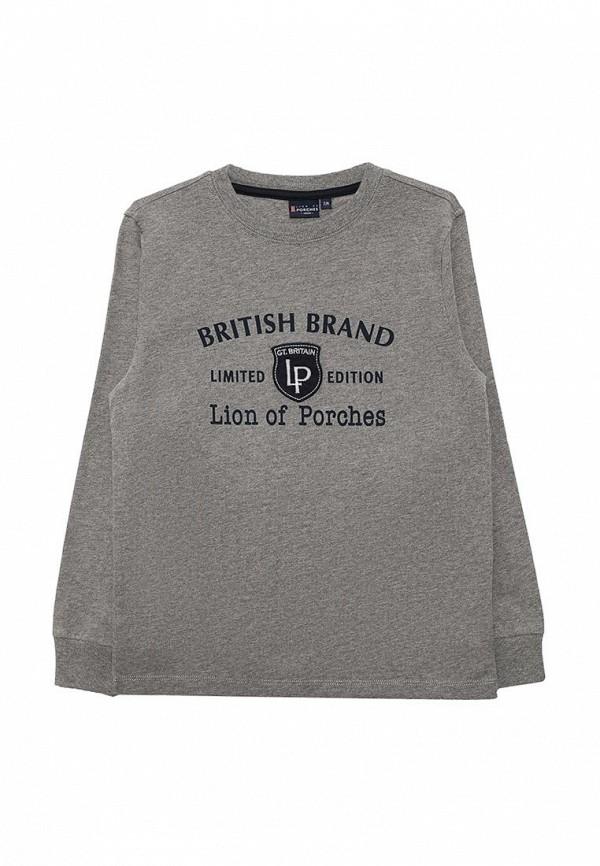 Футболка с длинным рукавом Lion of Porches B316052013