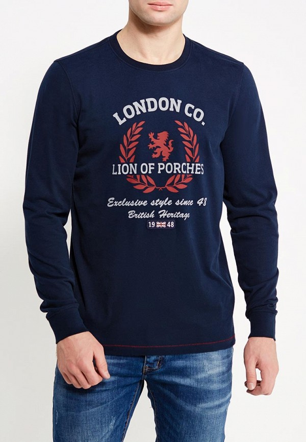 Свитшот Lion of Porches Lion of Porches LI027EMYAK44