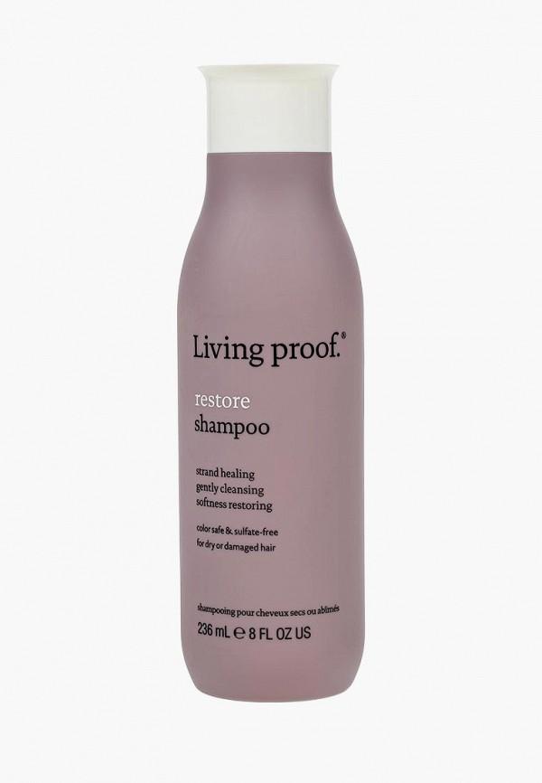 Купить Шампунь Living Proof., восстанавливающий Restore Shampoo, 236 мл, LI028LWHDG33, Весна-лето 2018