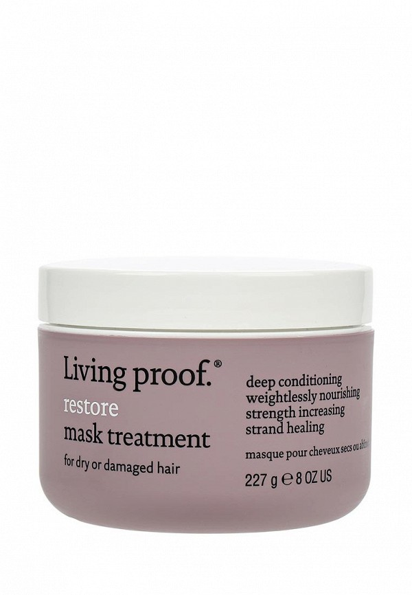 Маска Living Proof. восстанавливающая  Restore Mask Treatment, 236 мл