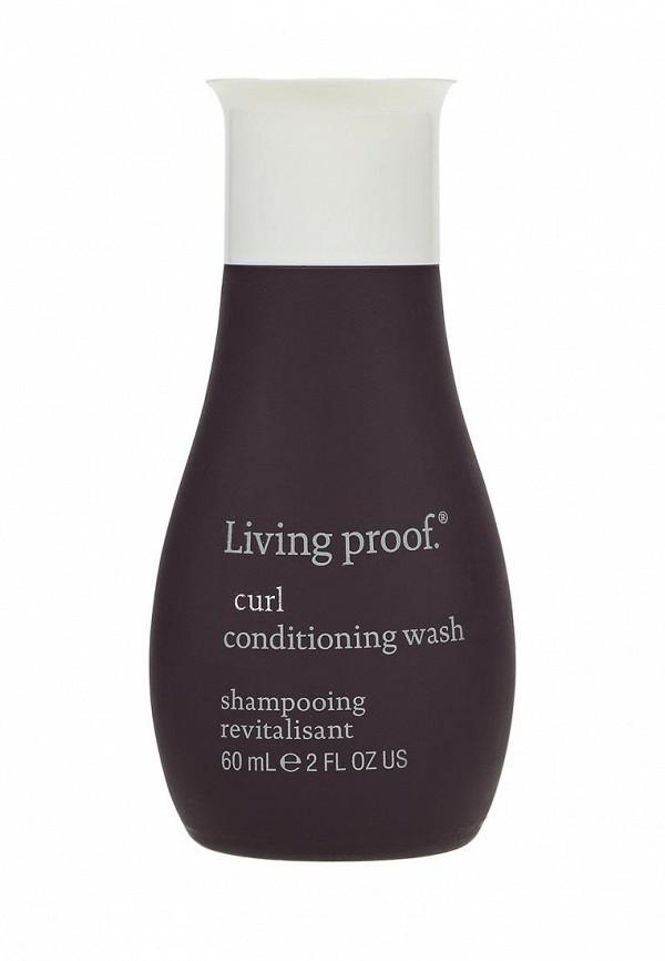 Кондиционер Living Proof. моющий для кудрявых волос Curl Conditioning Wash, 60 мл