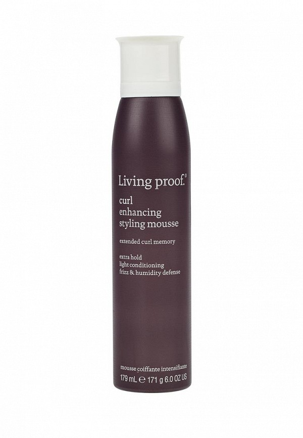 Мусс Living Proof. для усиления кудрей и локонов Curl Enhancing Styling Mousse, 179 мл