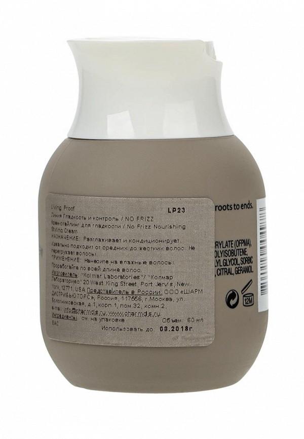 Крем-стайлинг Living Proof. для гладкости No Frizz Nourishing Styling Cream - Travel, 60 мл