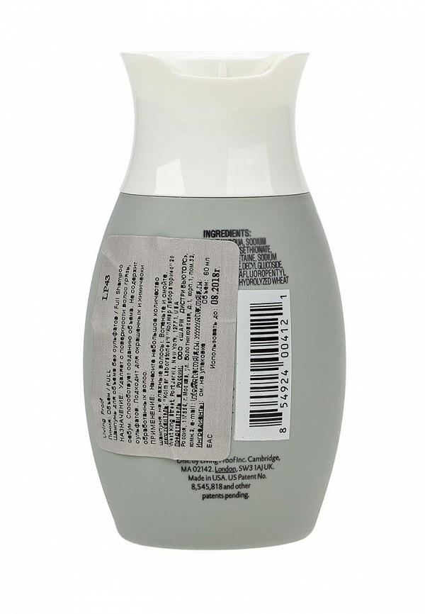 Шампунь Living Proof. для объема без сульфатов Full Shampoo - Travel, 60 мл