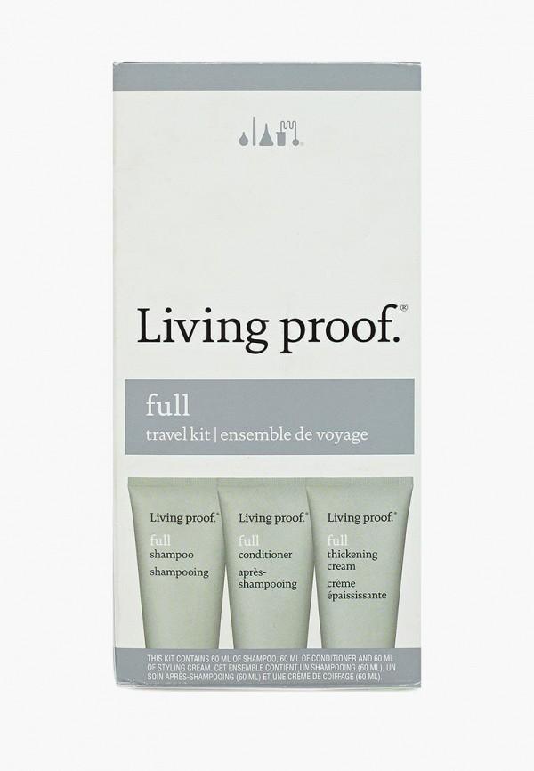 Купить Набор для ухода за волосами Living Proof., для объема Full GHD travel kit, 3 по 60 мл, LI028LWHDG87, Весна-лето 2018