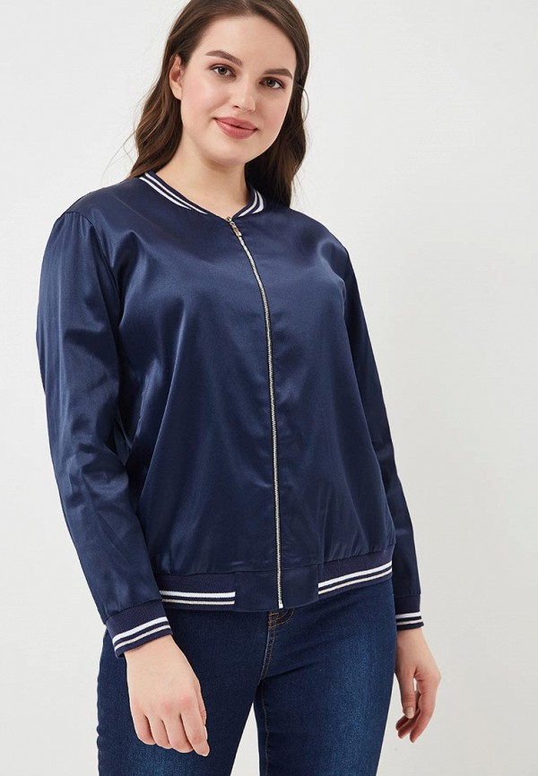 Куртка Lina Lina LI029EWASCF5 lina бабетта синий