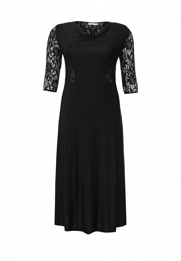 Платье Lina Lina LI029EWMBV91 lina лина lina солнце черный