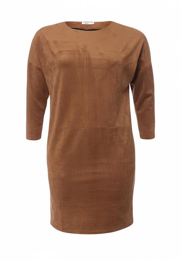 Платье Lina Lina LI029EWPHI27 броги мужские vitacci цвет черный m25038 размер 43