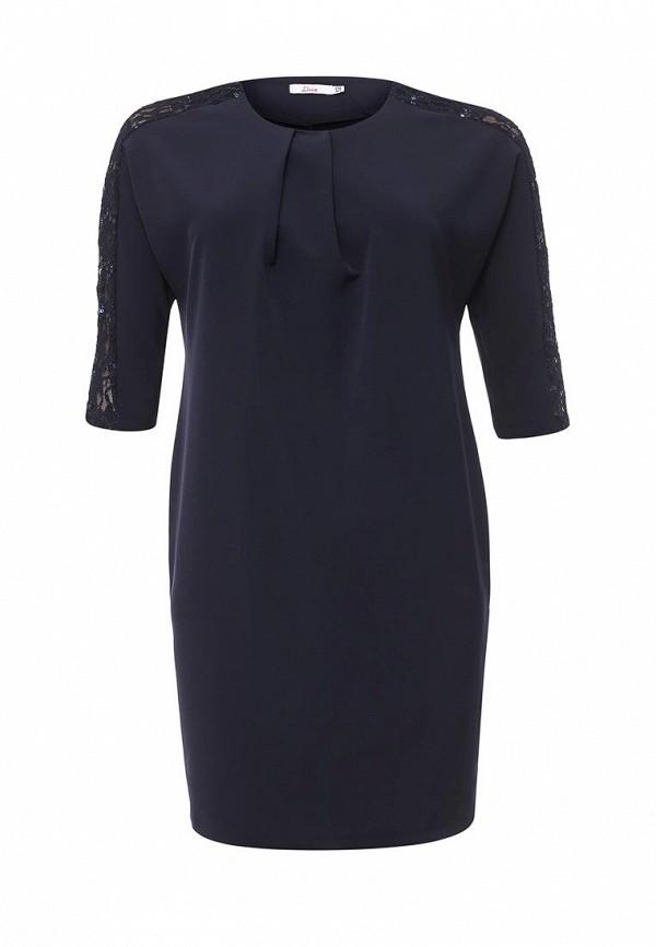 цена Платье Lina Lina LI029EWPHI30 онлайн в 2017 году