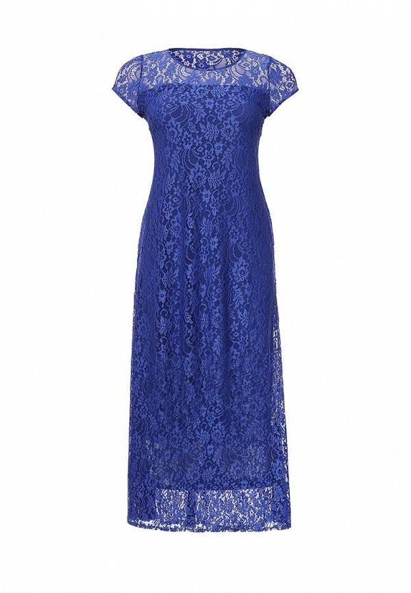 Платье Lina Lina LI029EWQLU49 lina бабетта синий