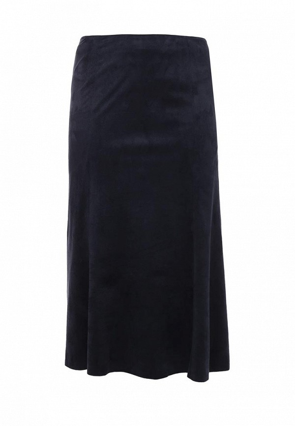 Широкая юбка Lina Годе Замша