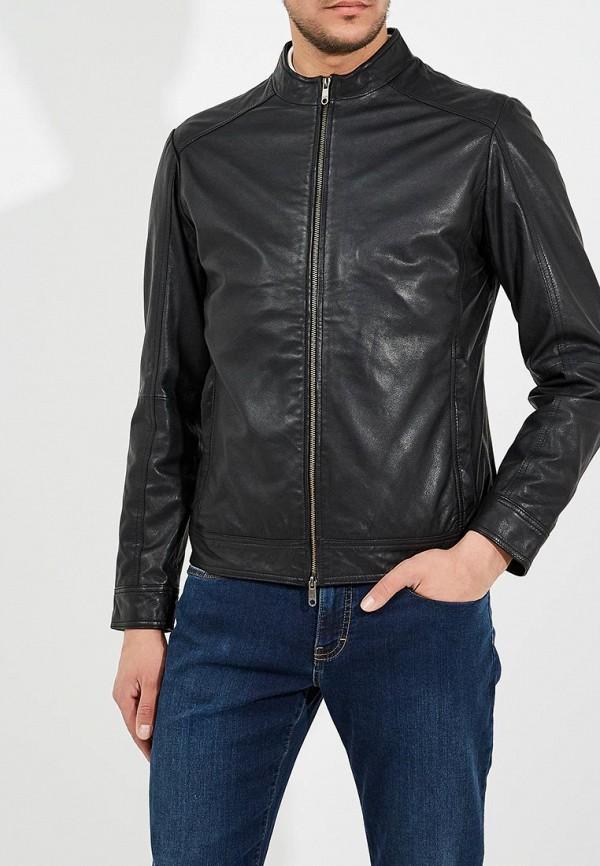 Купить Куртка кожаная Liu Jo Uomo, LI030EMAINI5, черный, Весна-лето 2018