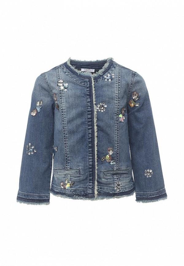 Куртка джинсовая Liu Jo Junior Liu Jo Junior LI034EGAGTA3 liu jo junior g17191f0620