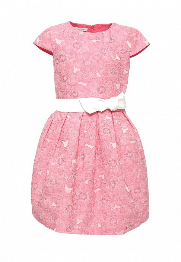 Платье Liu Jo Junior Liu Jo Junior LI034EGRHU27 liu jo junior g17191f0620