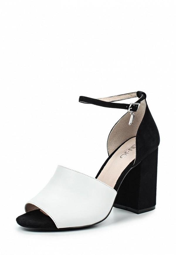 Босоножки на каблуке Liu Jo S16085P0021