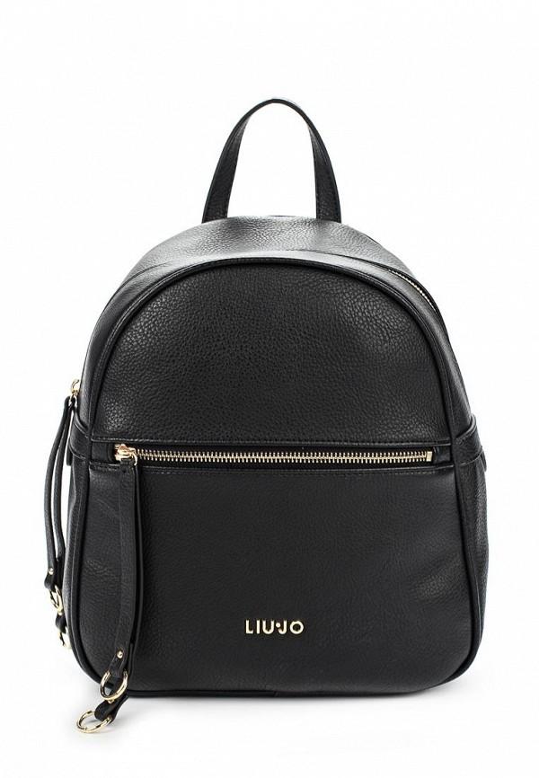 Рюкзак Liu Jo. Цвет: черный