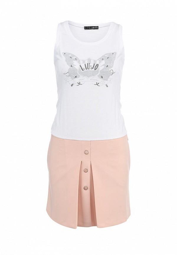 Платье-мини Liu Jo P15033T142903N36