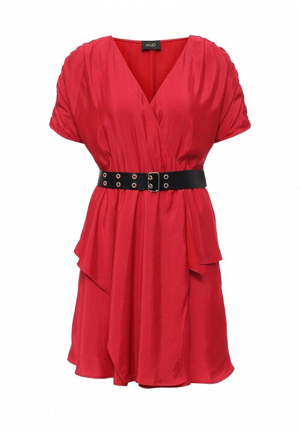 Платье-миди Liu Jo (Лиу Джо) C66118 T1768