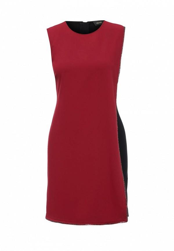 Платье-мини Liu Jo (Лиу Джо) C66263 T1766