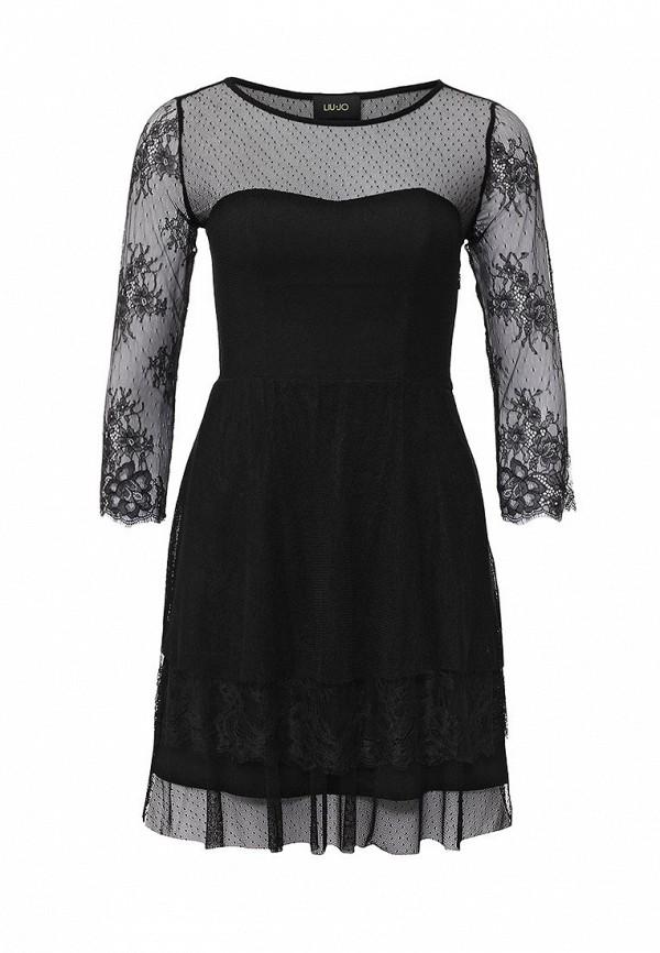 Платье-мини Liu Jo P66096 J0988