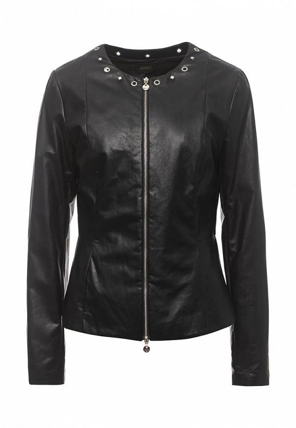Куртка кожаная Liu Jo C17081 T1613