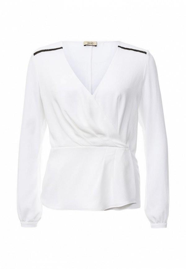 Купить Блузу Liu Jo белого цвета