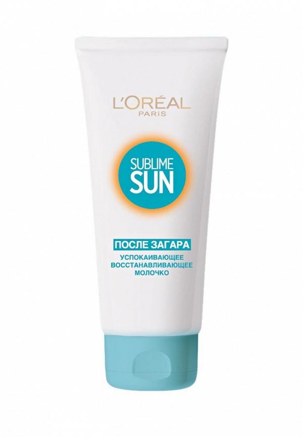 Молочко для тела L\'Oreal Paris Sublime Sun после загара 200 мл